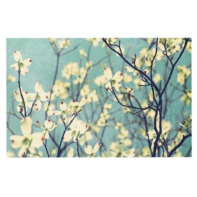 Ann Barnes Pure Floral Doormat