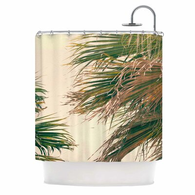 Ann Barnes Summer Lovin' Shower Curtain
