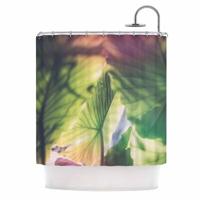 Ann Barnes Mai Tai Photography Shower Curtain