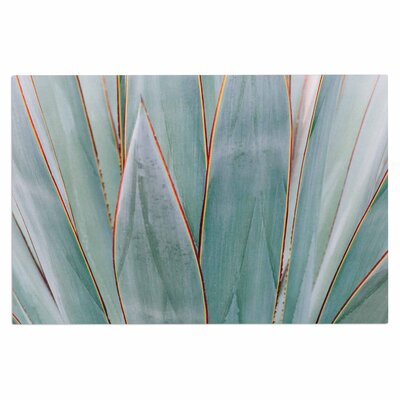 Ann Barnes Agave Abstract Photography Doormat