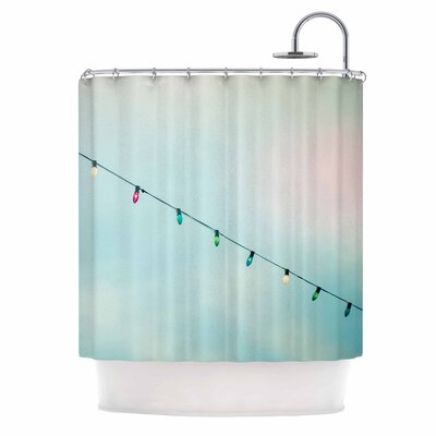 Ann Barnes Dream a Little Dream Vintage Shower Curtain