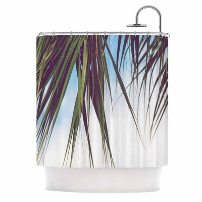 Ann Barnes Cabana Life Photography Shower Curtain