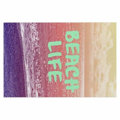 Alison Coxon Beach Life Coastal Doormat