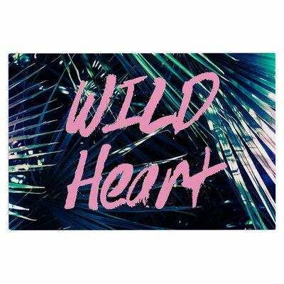 Ann Barnes Wild Heart 1 Doormat