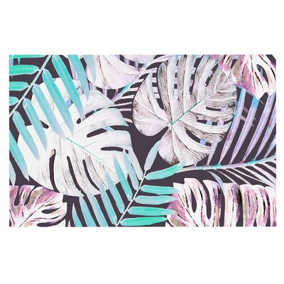Alison Coxon Midnight Jungle Doormat