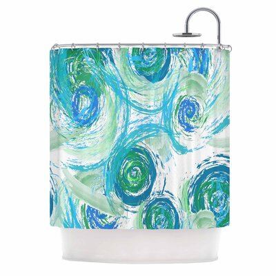 Alison Coxon Sophia Shower Curtain