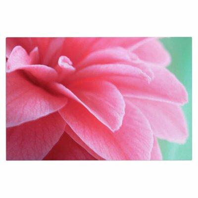 Alison Coxon Camellia Greeen Doormat