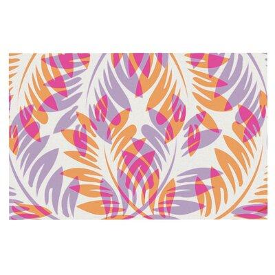 Alison Coxon Summer Fern Doormat