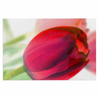 Alison Coxon Tulips Doormat