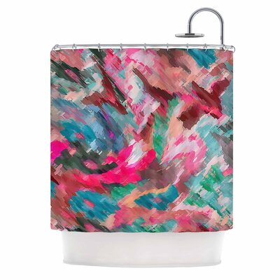 Alison Coxon Giverny Shower Curtain
