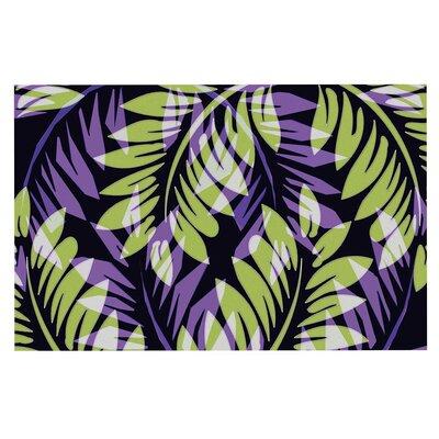 Alison Coxon Fern Doormat