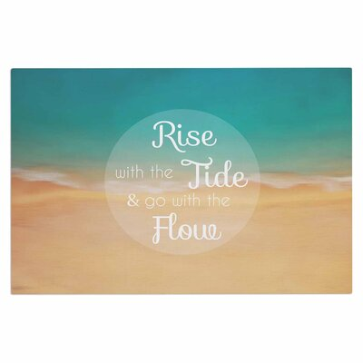 Alison Coxon Rise with the Tide Doormat