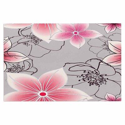 Alison Coxon Floral Doormat