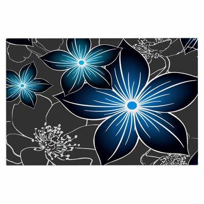 Alison Coxon Cobalt Doormat