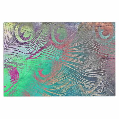 Alison Coxon Indian Summer Abstract Doormat