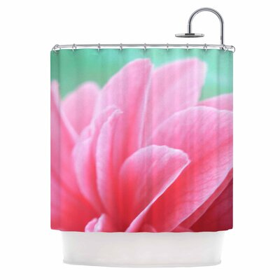 Alison Coxon Camellia Shower Curtain