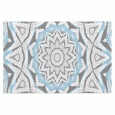 Alison Coxon Plant House Mandala Digital Doormat