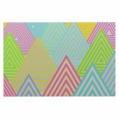 Angelo Cerantola Pastel Mountains Doormat
