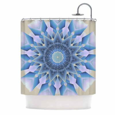 Angelo Cerantola Desire Modern Shower Curtain
