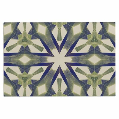 Angelo Cerantola Lymph Geometric Modern Doormat
