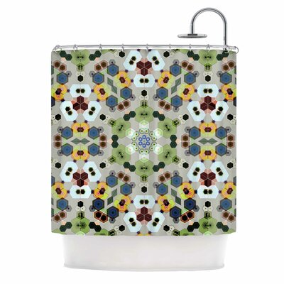 Angelo Cerantola Fruity Fun Modern Shower Curtain