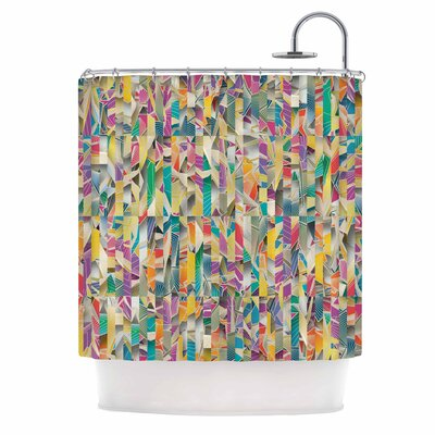 Angelo Cerantola Feel it Shower Curtain