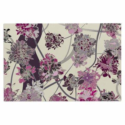 Angelo Cerantola Springtime Again Floral Doormat
