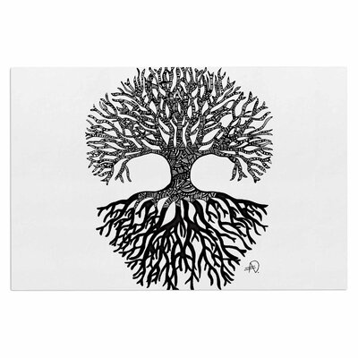 Adriana De Leon The Tree of Life Doormat