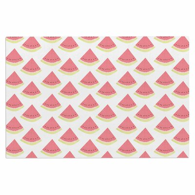 Afe Images Watermelon 2 Illustration Doormat
