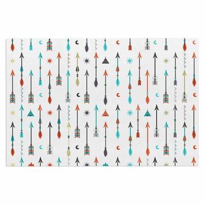 Afe Images Tribal Inspired Arrow Illustration Doormat