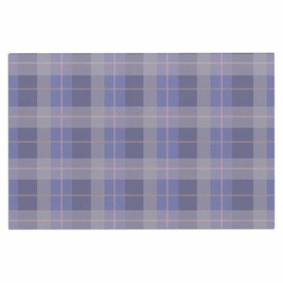 Afe Images Plaid Illustration Doormat