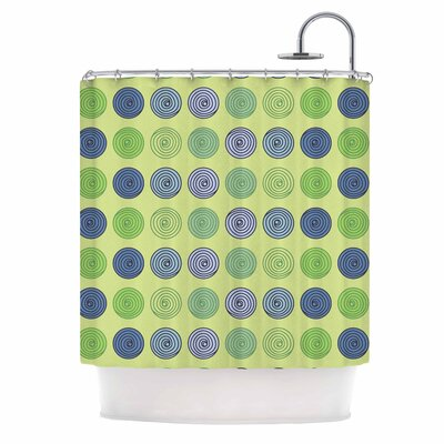 Afe Images Spheres Illustration Shower Curtain