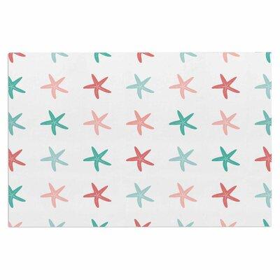 Afe Images Starfish II Illustration Doormat