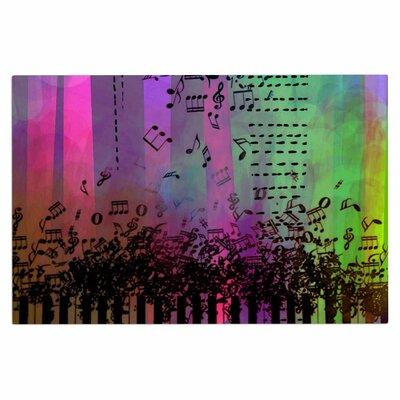 AlyZen Moonshadow A Grand Deluge Music Doormat