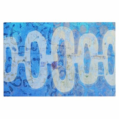 AlyZen Moonshadow Arcane 1 Abstract Doormat