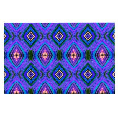Anne LaBrie Diamond Doormat