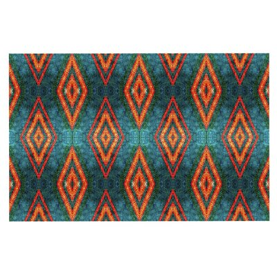 Anne LaBrie Diamond Sea Doormat