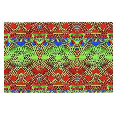 Anne LaBrie Mystic Flow Doormat