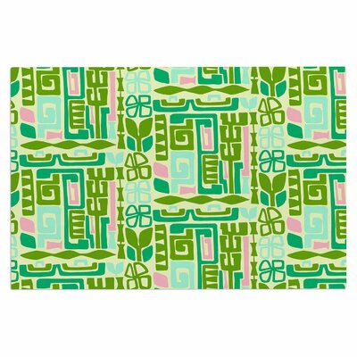 Amy Reber Maze Vector Doormat
