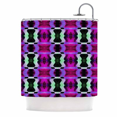 Anne LaBrie High Vibrations Shower Curtain