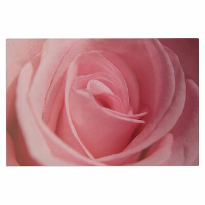 Angie Turner Soft Rose Doormat