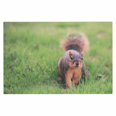 Angie Turner Squirrel Animal Doormat