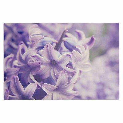 Angie Turner Dreams Lilac Doormat