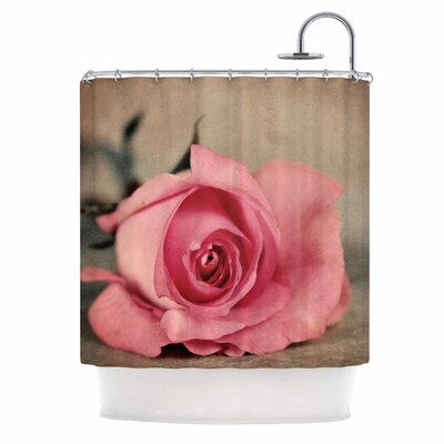 Angie Turner a Touch of Romance Shower Curtain