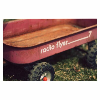 Angie Turner Radio Flyer Doormat
