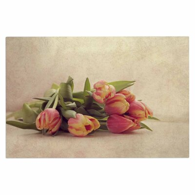 Angie Turner Delicate Spring Photography Doormat