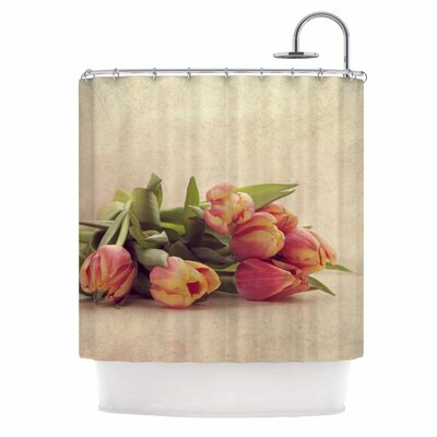 Angie Turner Delicate Spring Photography Shower Curtain
