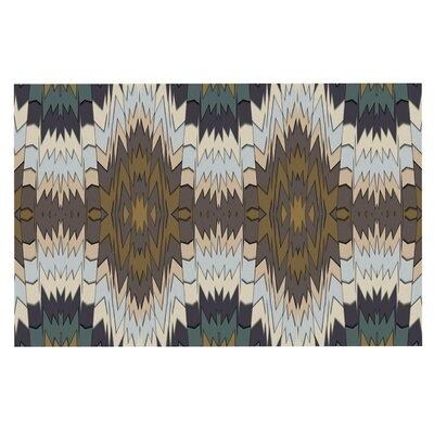 Akwaflorell Papercuts Geometric Doormat