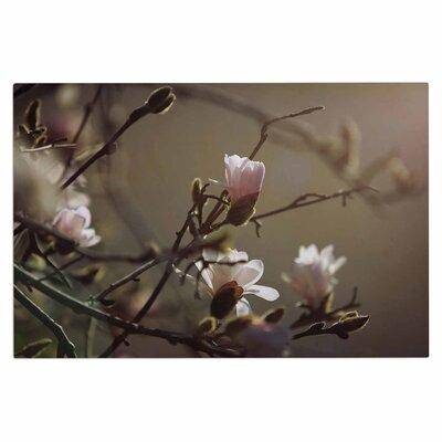 Angie Turner Magnolia Blooms Doormat