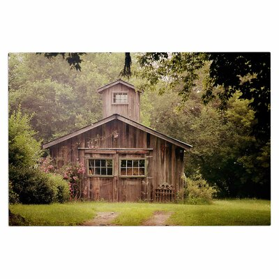 Angie Turner Shabby Elegance Barn Nature Photography Doormat